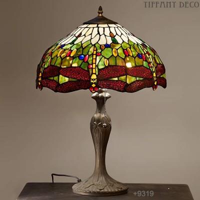 Tiffany Lamp Dragonfly Medium