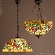 Tiffany hanglamp Libellen Large - PROMOTIE!