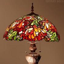Tiffany Vloerlamp Kleurenpracht