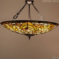 Tiffany Plafond/hang lamp Art-Décomotief X-Large