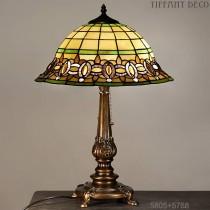 Tiffany Lamp Tropical Medium
