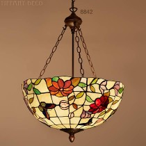 Tiffany hanglamp Butterfly Large