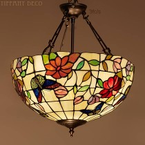 Tiffany hanglamp Butterfly Medium