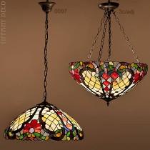 Tiffany hanglamp Dina Large