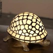 Tiffany lampje Schildpad