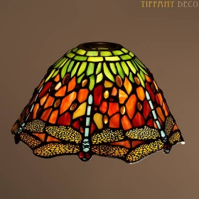 Tiffany hanglamp Klok