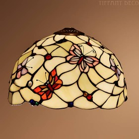 Tiffany hanglamp Vlinders Medium
