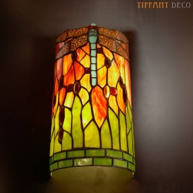 Tiffany wandlamp Dragonfly