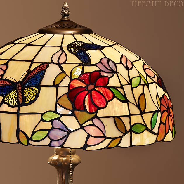d880c69a67ff2 Very best Tiffany Lamp butterfly Medium - the most beautiful Tiffany Lamps  DW12