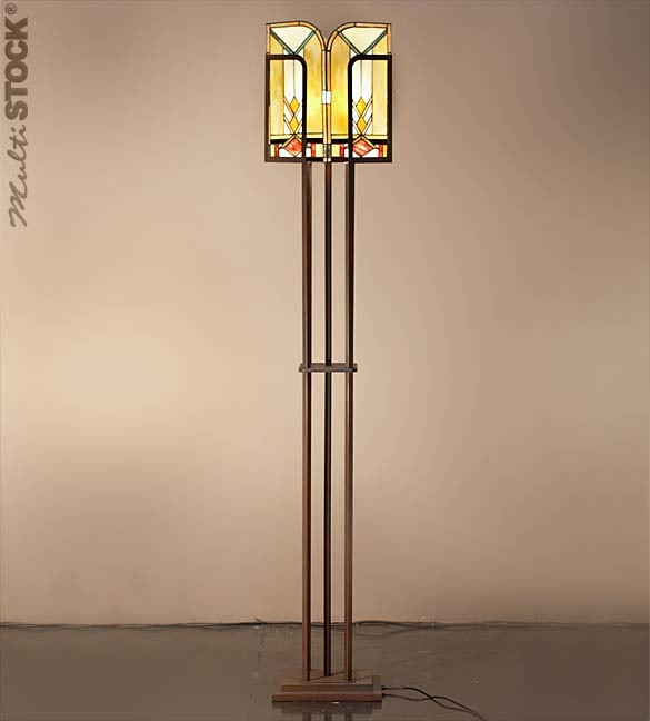 Tiffany Floor Lamp Art Déco - the most beautiful Tiffany Lamps
