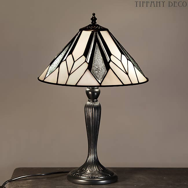 Tiffany Lamp Art Deco B W Small The Most Beautiful Tiffany Lamps