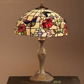 Tiffany Floor Lamp Butterfly - the most beautiful Tiffany Lamps