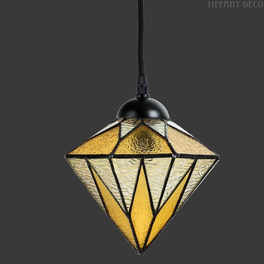 lampe suspendue mini aiko jaune les plus belles lampes. Black Bedroom Furniture Sets. Home Design Ideas