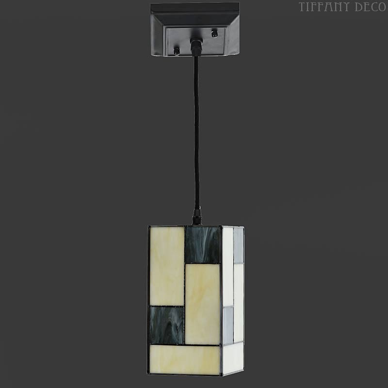 lampe suspendue mini mondriaan lampes suspendues lampes tiffany les plus belles lampes tiffany. Black Bedroom Furniture Sets. Home Design Ideas