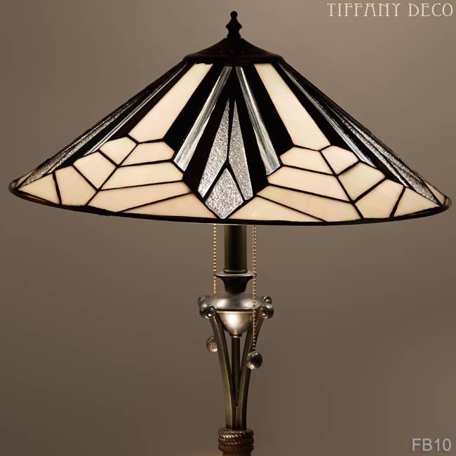 lampadaire art d co b w les plus belles lampes tiffany. Black Bedroom Furniture Sets. Home Design Ideas