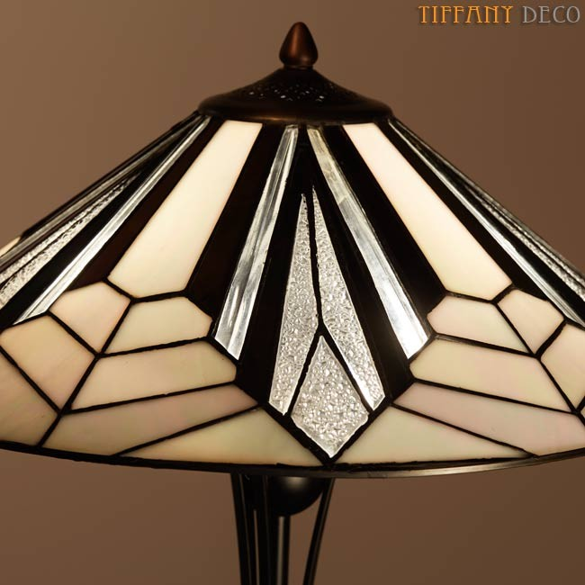 lampe tiffany art d co b w les plus belles lampes tiffany. Black Bedroom Furniture Sets. Home Design Ideas