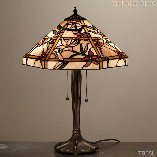 lampe tiffany cl matites medium les plus belles lampes tiffany. Black Bedroom Furniture Sets. Home Design Ideas