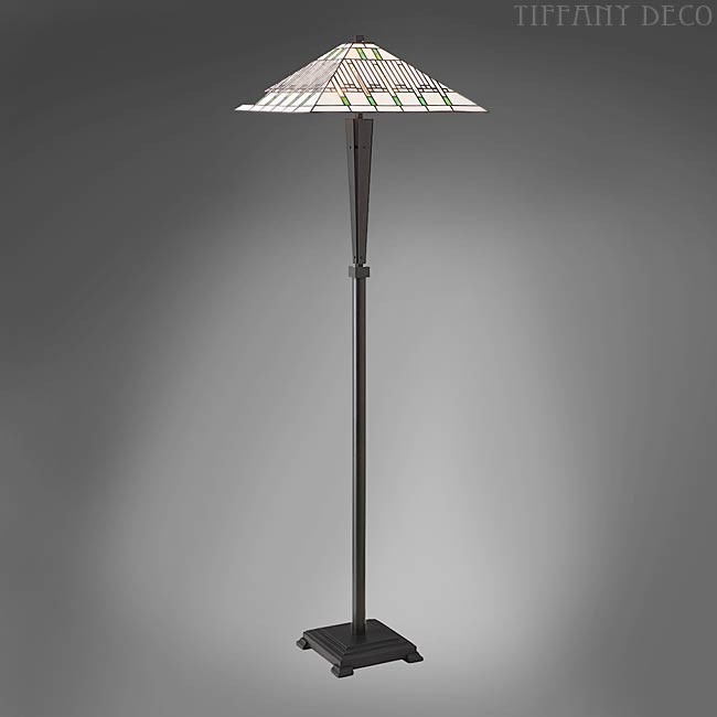 lampadaire metropolitan lampadaires lampes tiffany les plus belles lampes tiffany. Black Bedroom Furniture Sets. Home Design Ideas