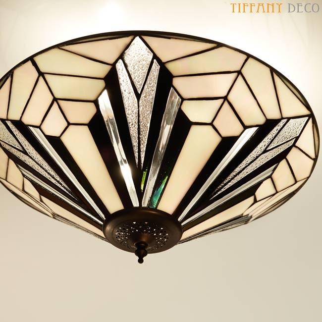 Plafonnier Tiffany Art D 233 Co B Amp W Les Plus Belles Lampes