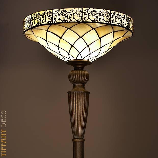 lampadaire oriental les plus belles lampes tiffany. Black Bedroom Furniture Sets. Home Design Ideas