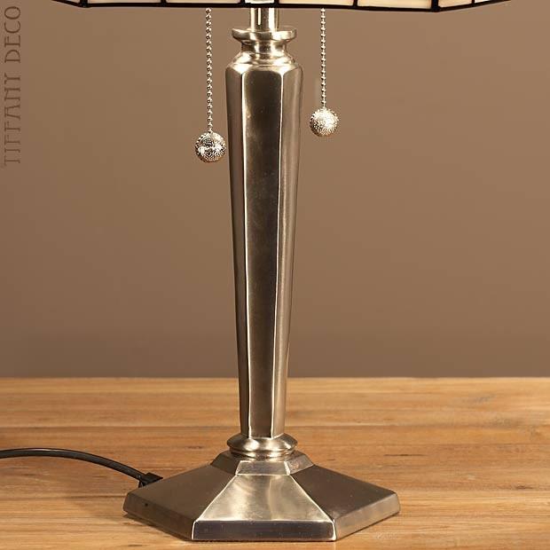 lampe tiffany metropolitan medium les plus belles lampes tiffany. Black Bedroom Furniture Sets. Home Design Ideas