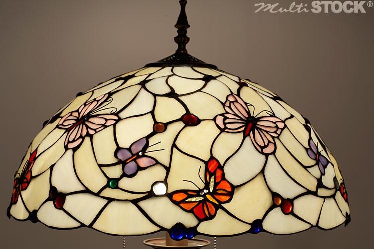 lampadaire papillons les plus belles lampes tiffany. Black Bedroom Furniture Sets. Home Design Ideas