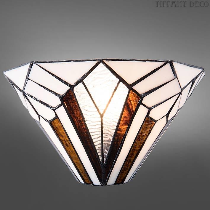 applique tiffany art d co b b appliques lampes tiffany. Black Bedroom Furniture Sets. Home Design Ideas