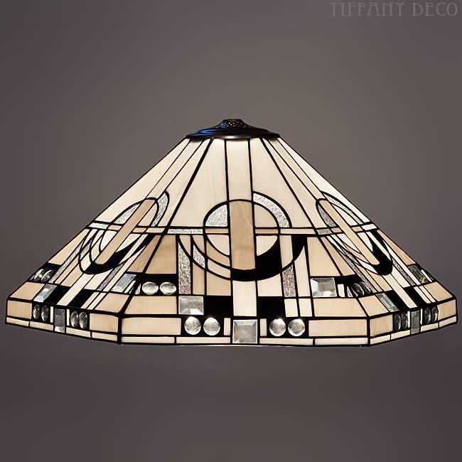 abat jour tiffany metropolitan large les plus belles lampes tiffany. Black Bedroom Furniture Sets. Home Design Ideas
