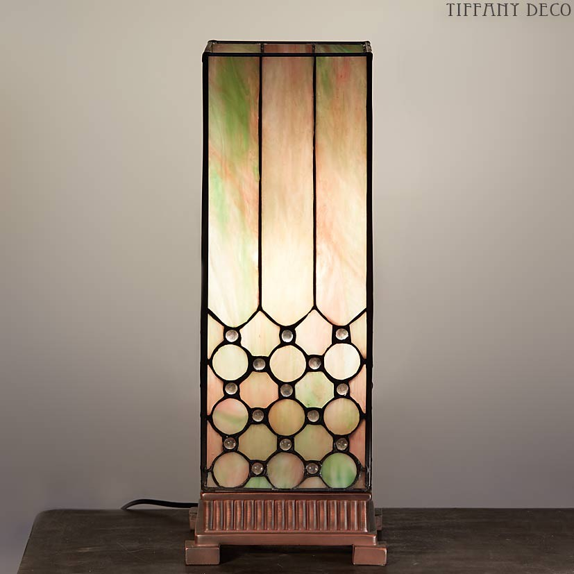 lampe tiffany carr vintage les plus belles lampes tiffany. Black Bedroom Furniture Sets. Home Design Ideas
