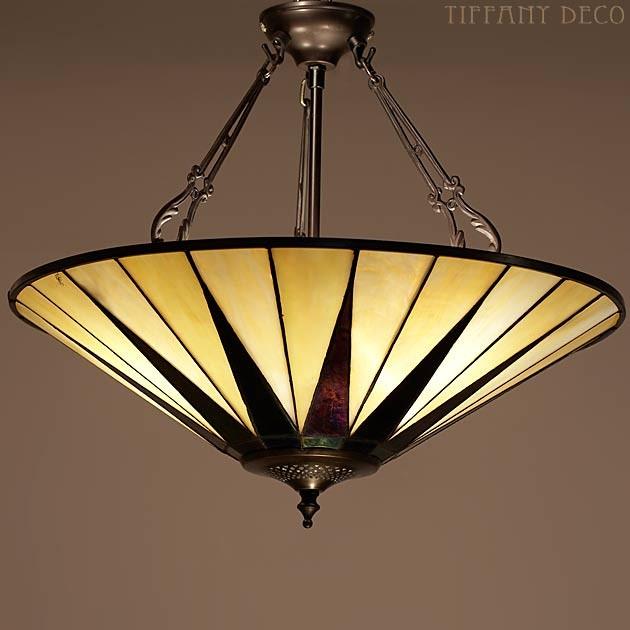 lampe suspendue dark star les plus belles lampes tiffany. Black Bedroom Furniture Sets. Home Design Ideas