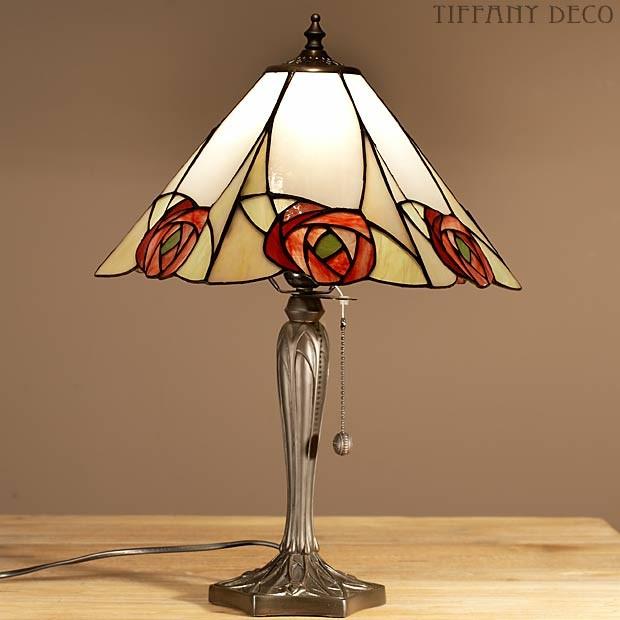 lampe tiffany ingram medium les plus belles lampes tiffany. Black Bedroom Furniture Sets. Home Design Ideas
