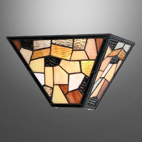 Tiffany wandlamp art d co uw tiffany lampen specialist uit belgi - Art deco wandlamp ...