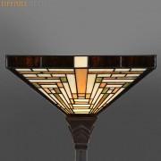 Tiffany Vloerlamp Art Déco