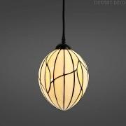 Tiffany hanglamp Exotica