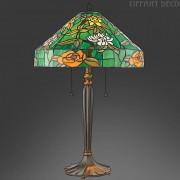 Tiffany Lamp Bloementuin Medium
