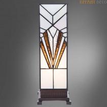 Vierkante Tiffany Lamp Art Déco B&B Small