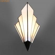 Tiffany wandlamp Art Déco B&W