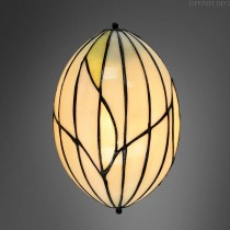 Tiffany wandlamp Exotica