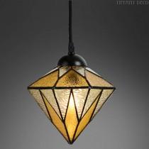 Tiffany hanglamp Mini Aiko Yellow