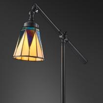 Tiffany Bureaulamp Dark Star