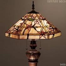Tiffany Vloerlamp Clematis
