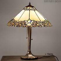 Tiffany Lamp Bloemenkrans Medium