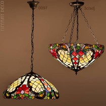 Tiffany hanglamp Dina Large