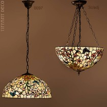 Tiffany hanglamp Romantica Medium