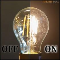 Led Filament Lamp met hoge kleurweergave  760 Lm