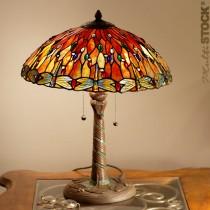 Tiffany Lamp Libelletjes