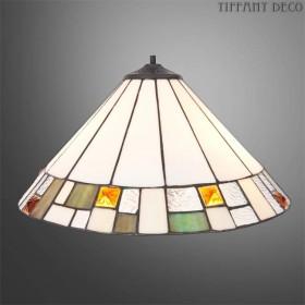 Tiffany Lamp Blokmotief Medium