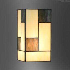 Losse Glaskap Tiffany Mondriaan