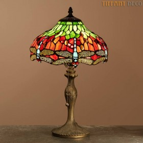 Tiffany Lamp Dragonfly Small