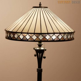 Tiffany Vloerlamp Fargo Medium
